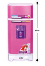 Geladeira magica super rosa - Magic toys