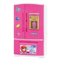 Geladeira Princess Meg 8056-Magic Toys -