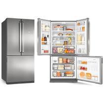 Geladeira Refrigerador Brastemp 540 Litros 3 Portas Frost Free Syde Inverse Classe A Bro80Akana -