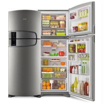 Geladeira Refrigerador Consul 437 Litros 2 Portas Frost Free Horta em Casa - CRM55AKBNA -