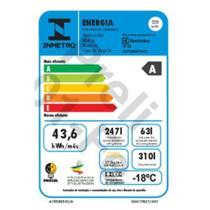 Geladeira/refrigerador Frost Free 310 Litros Branco (tf39) - Electrolux