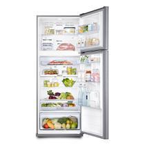Geladeira/Refrigerador Samsung 460 Litros Evolution RT46, com PowerVolt, Frost Free, Inverter, Duplex, Inox Look, Bivolt -