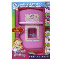 Geladeira Sweet Fantasy - Cardoso Toys -