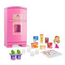 Geladeira Sweet Fantasy Cozinha Sonho de Menina Infantil 2012 - Cardoso Toys