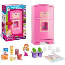 Geladeira Sweet Fantasy Sonho De Menina - Cardoso Toys -