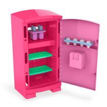 Geladeira Sweet Fantasy Sonho R.2012 Cozinha de brinquedo- Cardoso - Cardoso Toys
