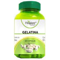 Gelatina 120 Cápsulas 500mg Fitoplant -