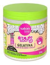 Gelatina Não Sai Da Minha Cabeça Gel Mix 550g Salon Line -