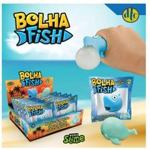 Geleca Slime Bolha Fish - Dtc -