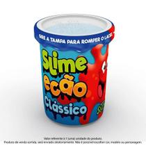 Geleca Slime Ecão - Clássico Neon - Sortido - DTC -