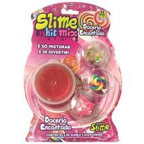 Geleca Slime Kit Mix - Doceria Encantada - Dtc -