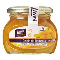 Geléia Damasco Zero Açúcar 230g - Linea - Línea