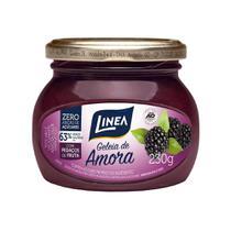 Geleia de Amora Zero Açúcar 230g - Linea -