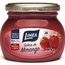 Geleia de Morango Zero Acucar 230g 1 UN Linea -