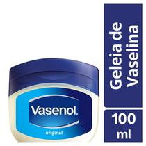 Geleia De Vaselina Original Recuperação Intensiva 100ml - Vasenol