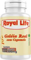 Geleia Real com Cogumelo 120 cáps 300mg - Melcoprol -