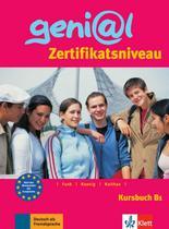 Genial b1 kursbuch - ne - KLL - KLETT & LANGENSCHEIDT