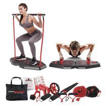 Genis Fitness Plataforma de Exercícios  Transformer Full Body Station -