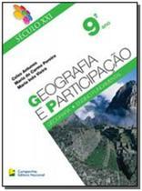 Geografia e participacao 9 ano - nacional - Ibep - sp