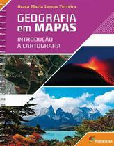 Geografia Em Mapas - Introdução À Cartografia - 5ª Ed. 2014 - Moderna