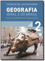 Geografia geral e do brasil: espaco geografico e04 - Scipione