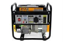 Gerador a Gasolina 4 Tempos ZG1200M2 0.9KVA 220V Zmax -