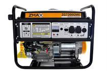 Gerador a Gasolina 4 Tempos ZG7200GME 6.5KVA Mono 127V/220V Partida Elétrica Zmax -