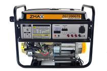 Gerador a Gasolina 4 Tempos ZG7200GME 6.5KVA Trifásico 127V/220V Partida Elétrica Zmax -