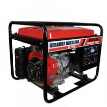 Gerador a Gasolina 5000 Watts  4 Tempos Monofasico Mod. MG5000CL   Motomil -