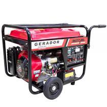 Gerador a Gasolina 8000 Watts  4 Tempos Mod. MGG8000E 110220V  Motomil -