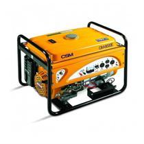 Gerador à Gasolina 8KVA com Partida Elétrica GM 8000E CSM -