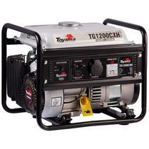 Gerador de Energia à Gasolina 4T Partida Manual 1,2 Kva 110V TG1200CXH Toyama. -