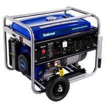 Gerador de Energia à Gasolina 7,2 KVA 4T Bivolt GT8000FBE TEKNA -