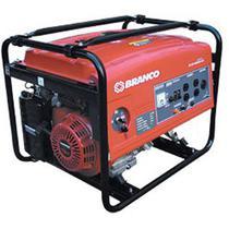 Gerador de energia a Gasolina Bivolt PE - 5.0 KVA - B4T6500LE - Branco -