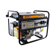 Gerador De Energia A Gasolina Zmax Zg7200gm 13Hp Monofásico 110/220V -
