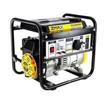 Gerador De Energia Gasolina Zmax ZG1200GM2 Monofásico 2.5Hp 4T 220V -