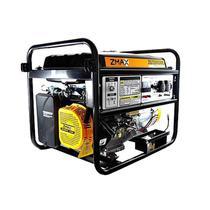 Gerador De Energia Gasolina Zmax ZG7200GME 13Hp Monofásico Bivolt -