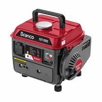 Gerador de Energia Portátil à Gasolina Monofásico B2T-950S - BRANCO -
