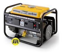 Gerador Energia Gasolina 1,25 Kva Bivolt Avr Gt1300f-b Tekna -