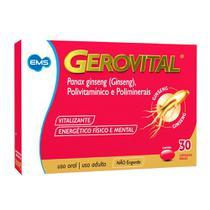 Gerovital com 30 Cápsulas -