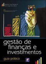 Gestao de finanças e investimentos - Erica