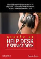Gestão de Help Desk e Service Desk - Novatec Editora