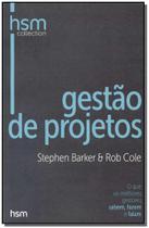 Gestao De Projetos - Hsm editora -