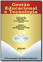 Gestao educacional e tecnologia: formacao de educa - Avercamp -