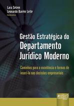 Gestão Estratégica do Departamento Jurídico Moderno - Juruá