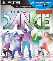 Get Up and Dance - PS3 - Ubisoft