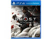 Ghost of Tsushima para PS4 - Sucker Punch Productions Pré-venda