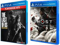 Ghost of Tsushima + The Last of Us - Remasterizado Naughty Dog para PS4