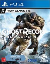 Ghost Recon - Breakpoint - Edição De Lançamento - PS4 - Ubisoft