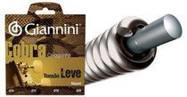 Giannini Encordoamento p/ Cavaquinho Niquel Leve Gescl -